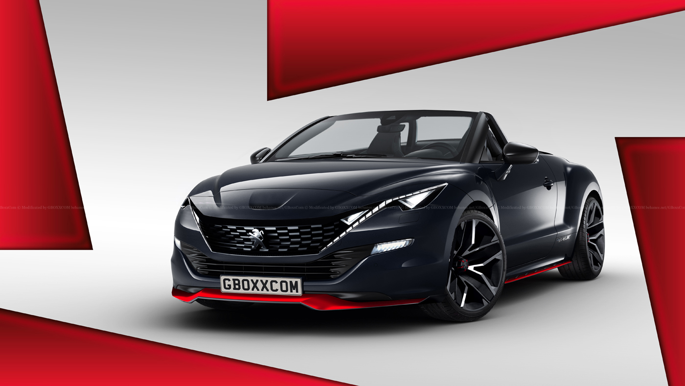peugeot rcz 2 et si peugeot avait dit oui photo 3 l 39 argus. Black Bedroom Furniture Sets. Home Design Ideas