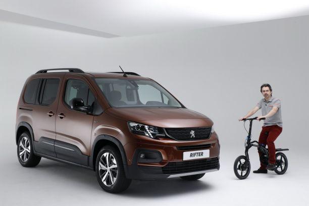 Prix Peugeot Rifter Les Tarifs Et Equipements Du Nouveau