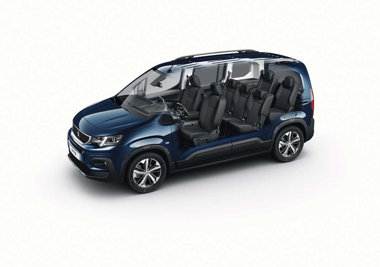 Peugeot Rifter 2018 Infos Et Photos Exclusives Du Nouveau Partner Photo 17 L Argus