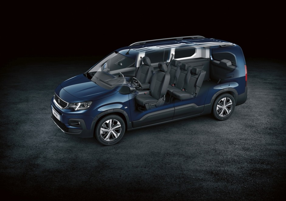 Peugeot Rifter 2018 Infos Et Photos Exclusives Du