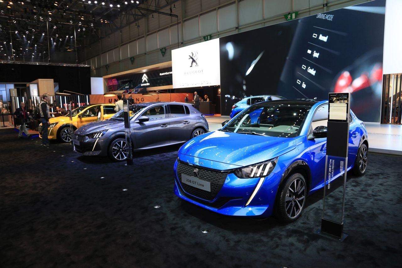 Nouvelle Peugeot 208 Et E 208 2019 Prix Offre Et Date