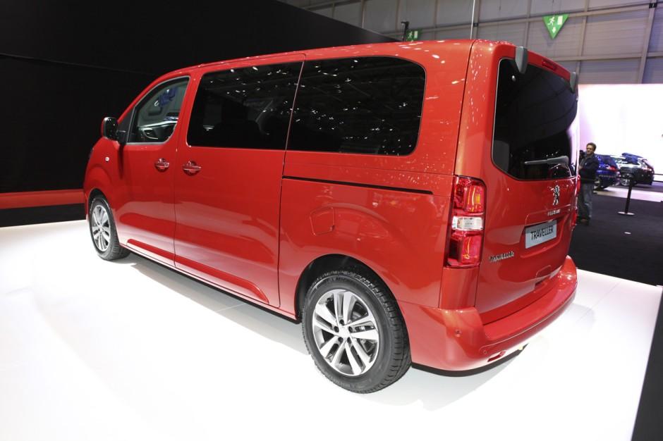 prix peugeot traveller les tarifs du nouveau van traveller photo 2 l 39 argus. Black Bedroom Furniture Sets. Home Design Ideas
