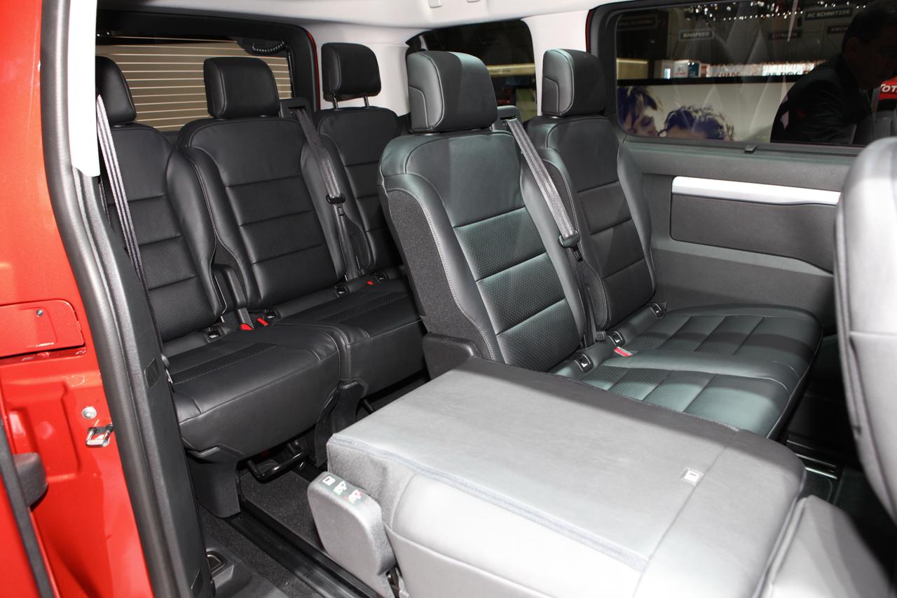 prix peugeot traveller les tarifs du nouveau van traveller photo 6 l 39 argus. Black Bedroom Furniture Sets. Home Design Ideas