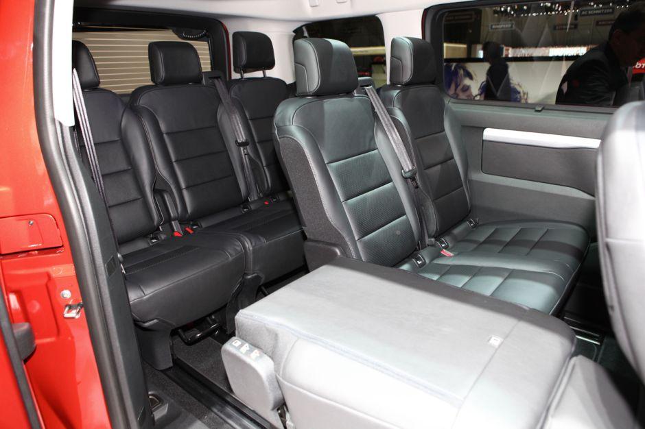 prix peugeot traveller les tarifs du nouveau van traveller photo 12 l 39 argus. Black Bedroom Furniture Sets. Home Design Ideas