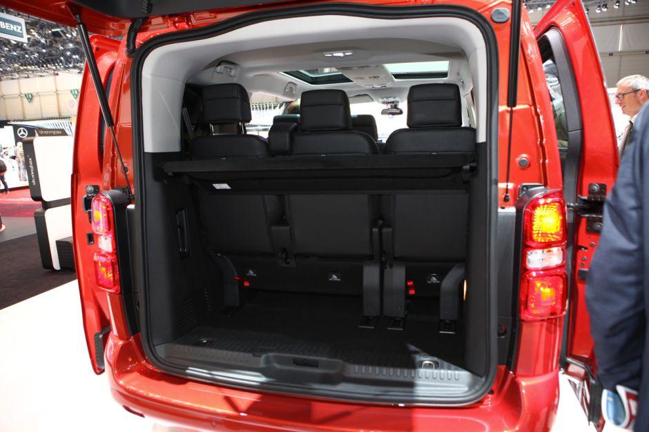 prix peugeot traveller les tarifs du nouveau van traveller photo 13 l 39 argus. Black Bedroom Furniture Sets. Home Design Ideas