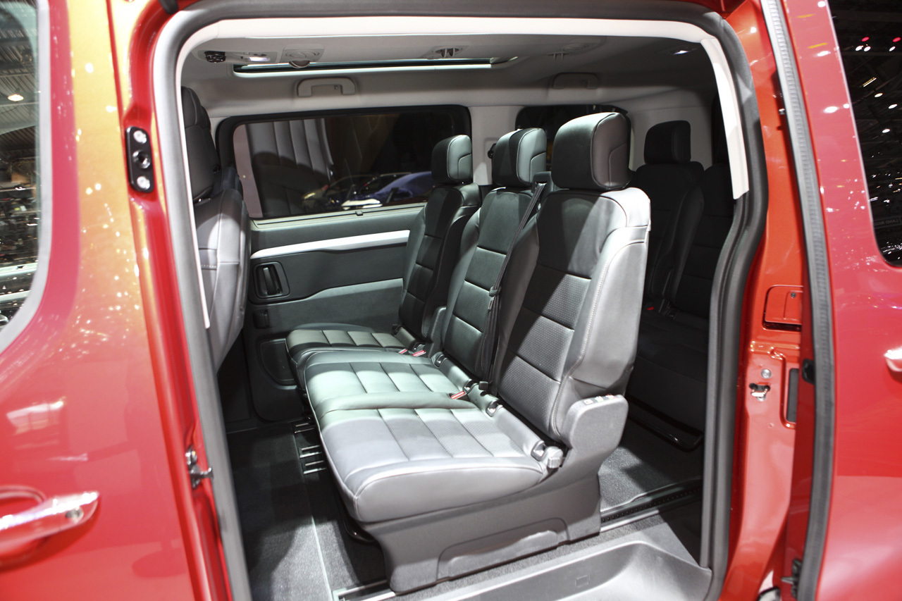 prix peugeot traveller les tarifs du nouveau van traveller photo 16 l 39 argus. Black Bedroom Furniture Sets. Home Design Ideas