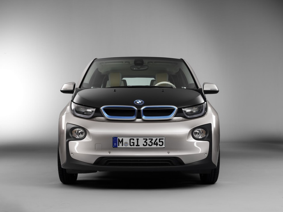 dimensions motorisations prix la bmw i3 se d voile avant francfort photo 9 l 39 argus. Black Bedroom Furniture Sets. Home Design Ideas