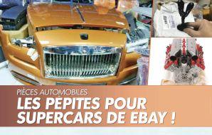 pépites pour Supercar Ebay