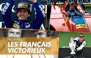 F1 pilotes français victoire GP