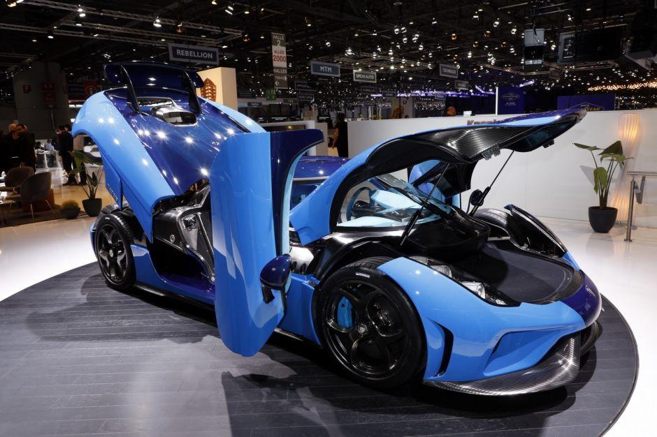 Le Club Des Plus De 1 000 Ch Du Salon De Genève 2018 Koenigsegg