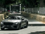 Polestar 1 : elle roule à Goodwood !