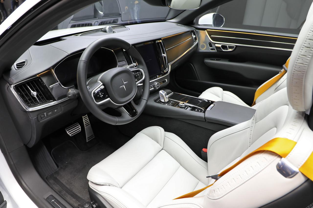 polestar 1 le premier mod le hybride de la nouvelle marque de volvo photo 12 l 39 argus. Black Bedroom Furniture Sets. Home Design Ideas