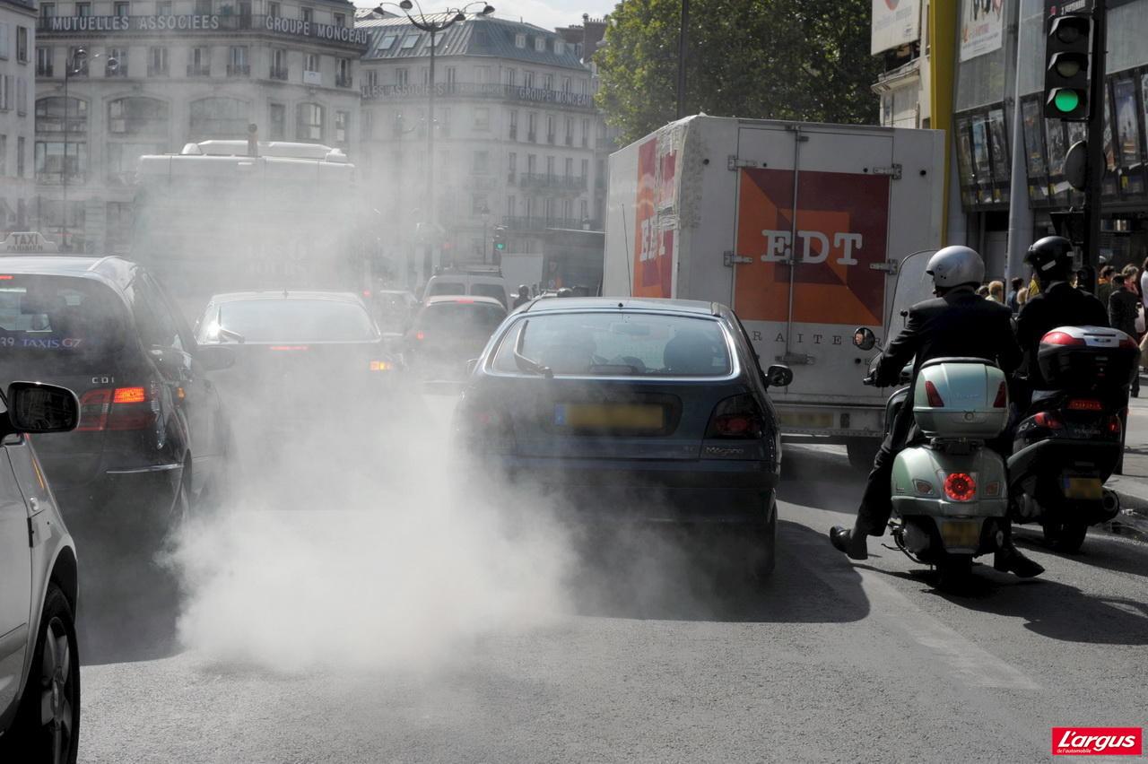 Subaru Diesel Usa >> Les voitures toujours moins polluantes - L'argus