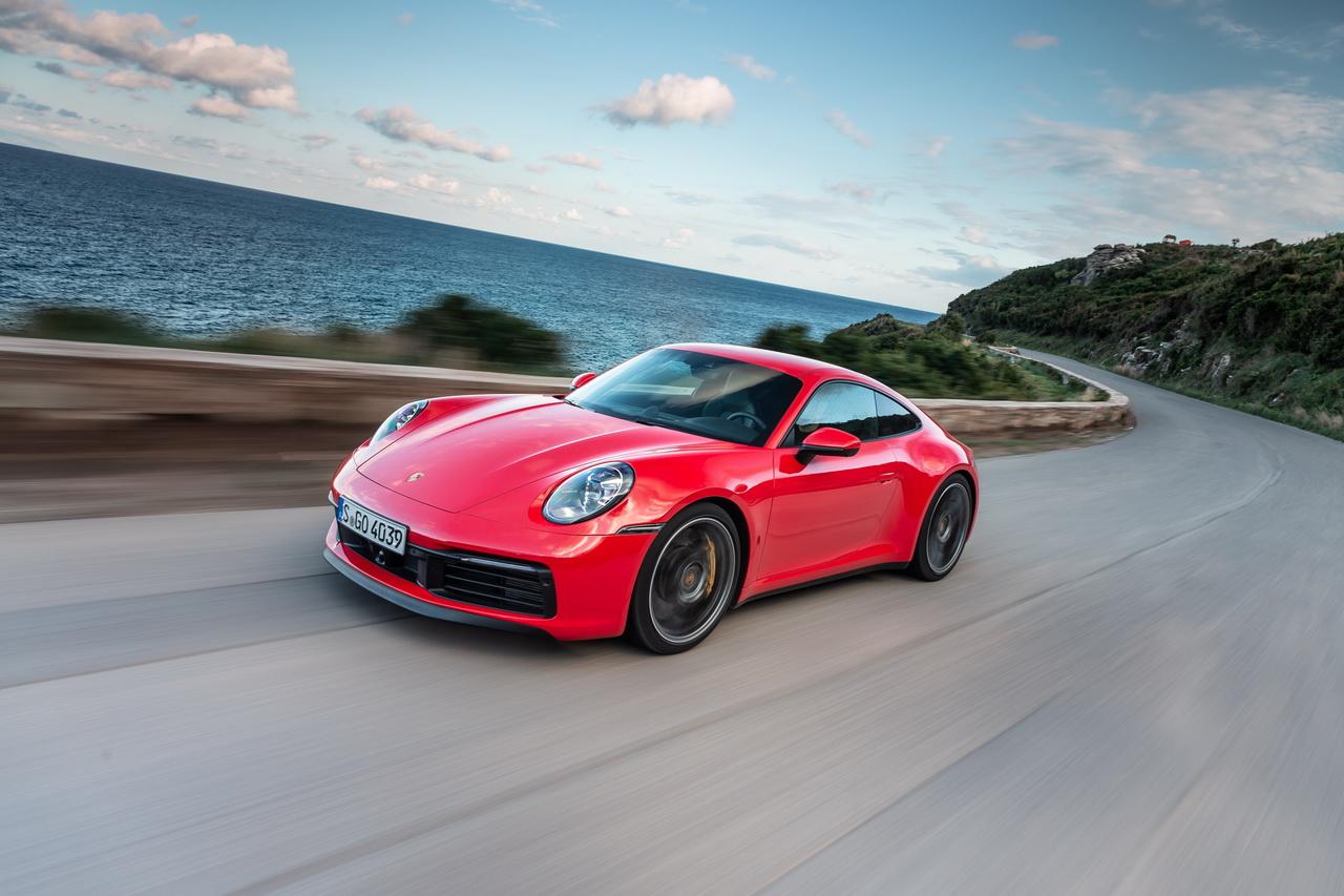 Essai Porsche 911 Carrera 4s La 911 Tous Temps Tout Le Temps