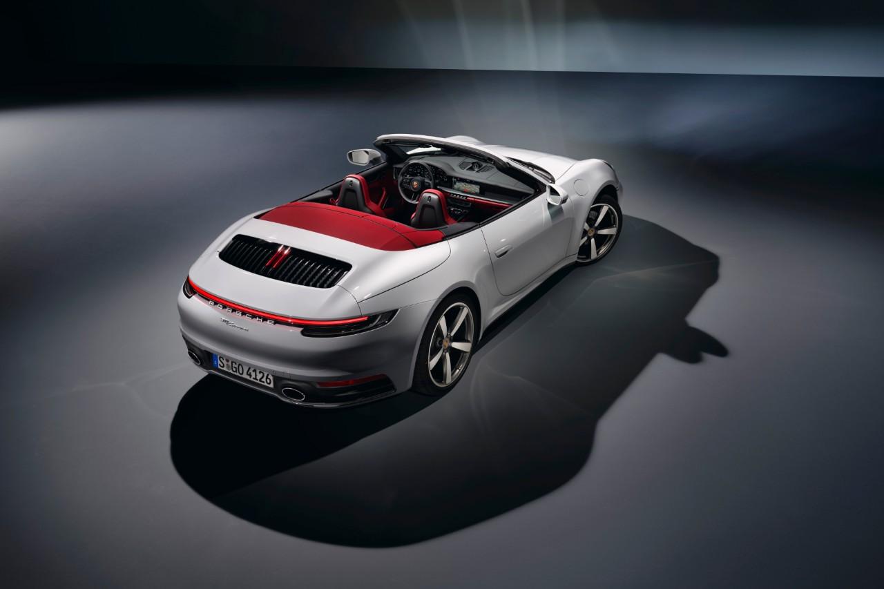 Porsche 911 Carrera Coupe Et Cabriolet 2019 Encore Plus Puissantes