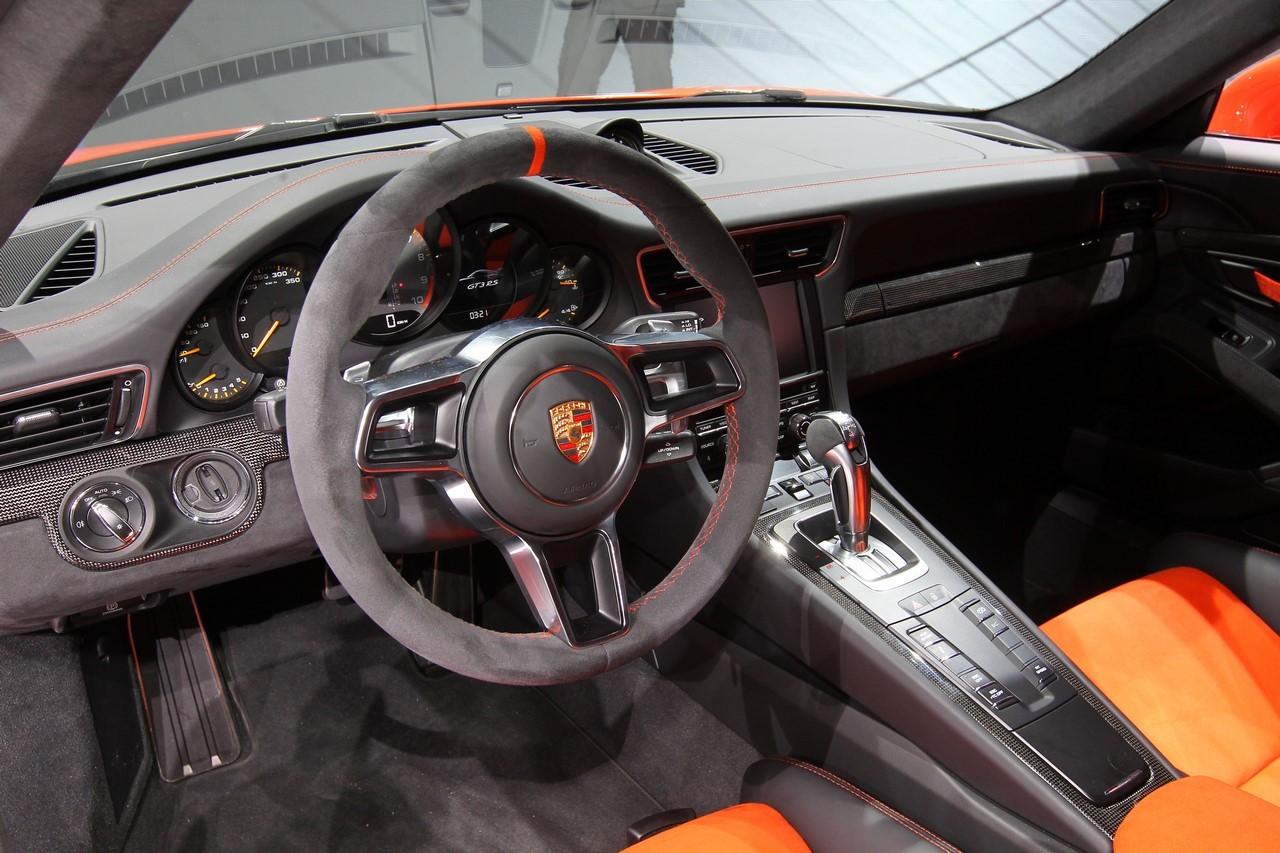 Porsche 911 Gt3 Rs 2015 500 Ch Photo 15 L Argus