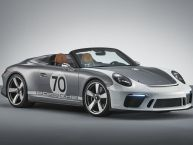 Porsche 911 Speedster concept : une future 911 collector