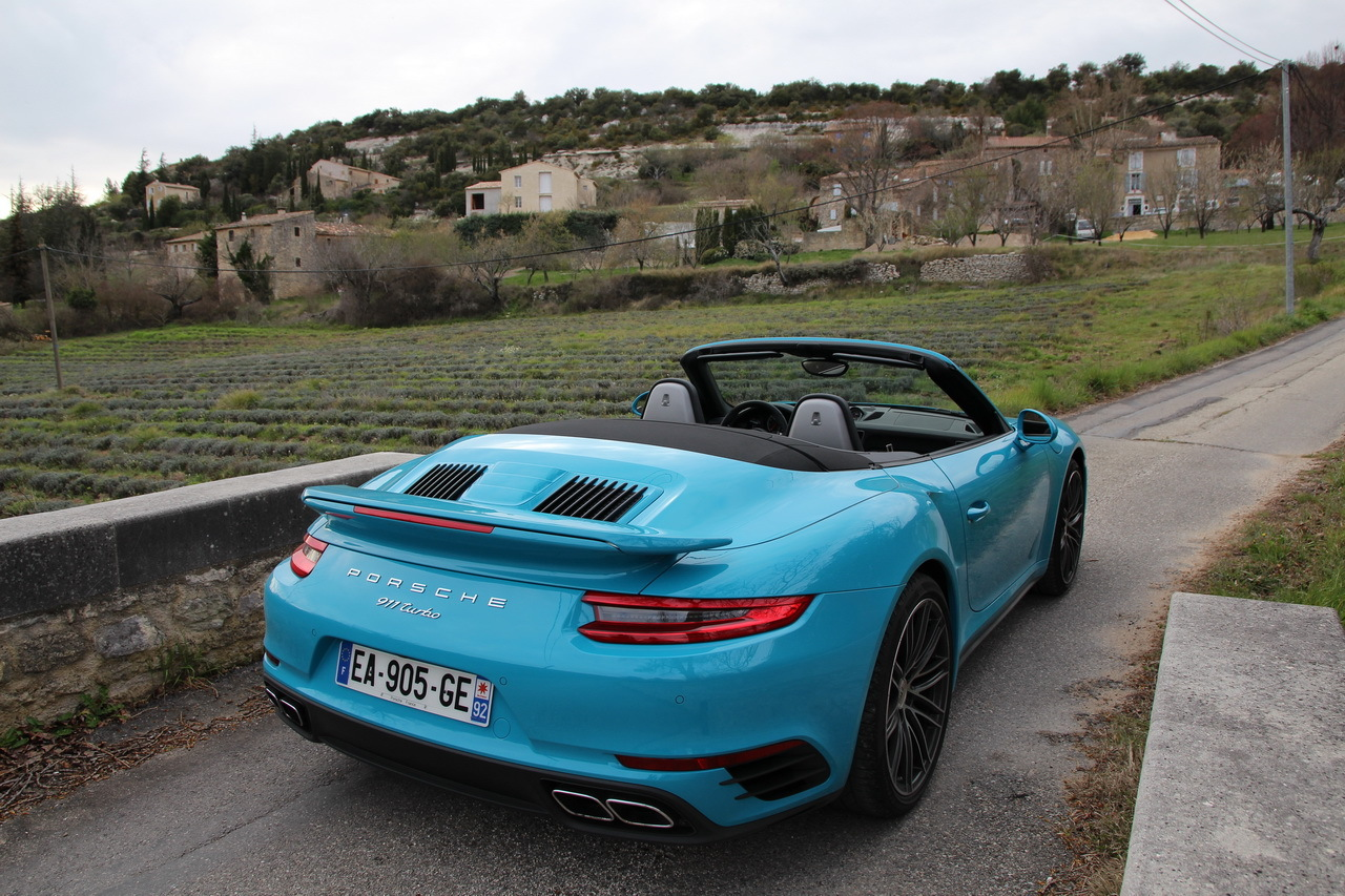 porsche 911 turbo cabriolet notre essai en images photo 16 l 39 argus. Black Bedroom Furniture Sets. Home Design Ideas