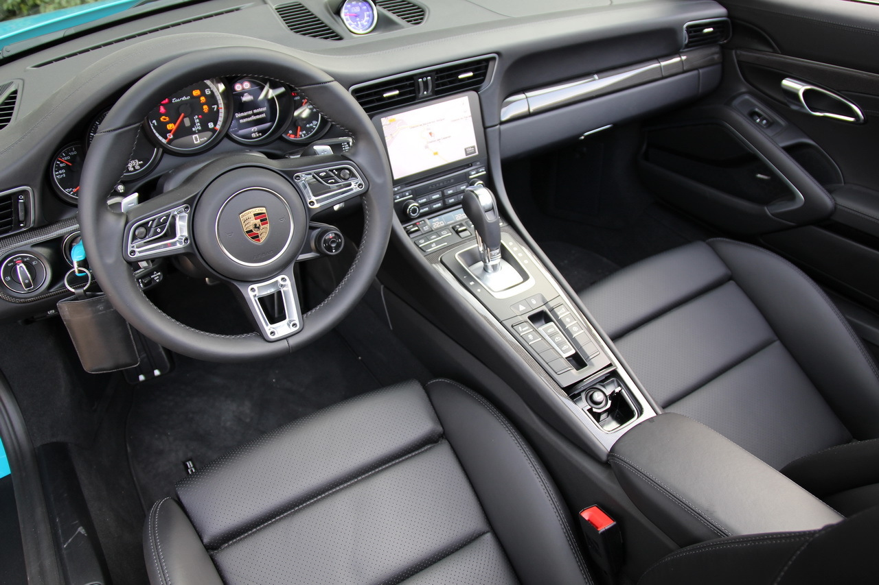 porsche 911 turbo cabriolet notre essai en images photo 24 l 39 argus. Black Bedroom Furniture Sets. Home Design Ideas
