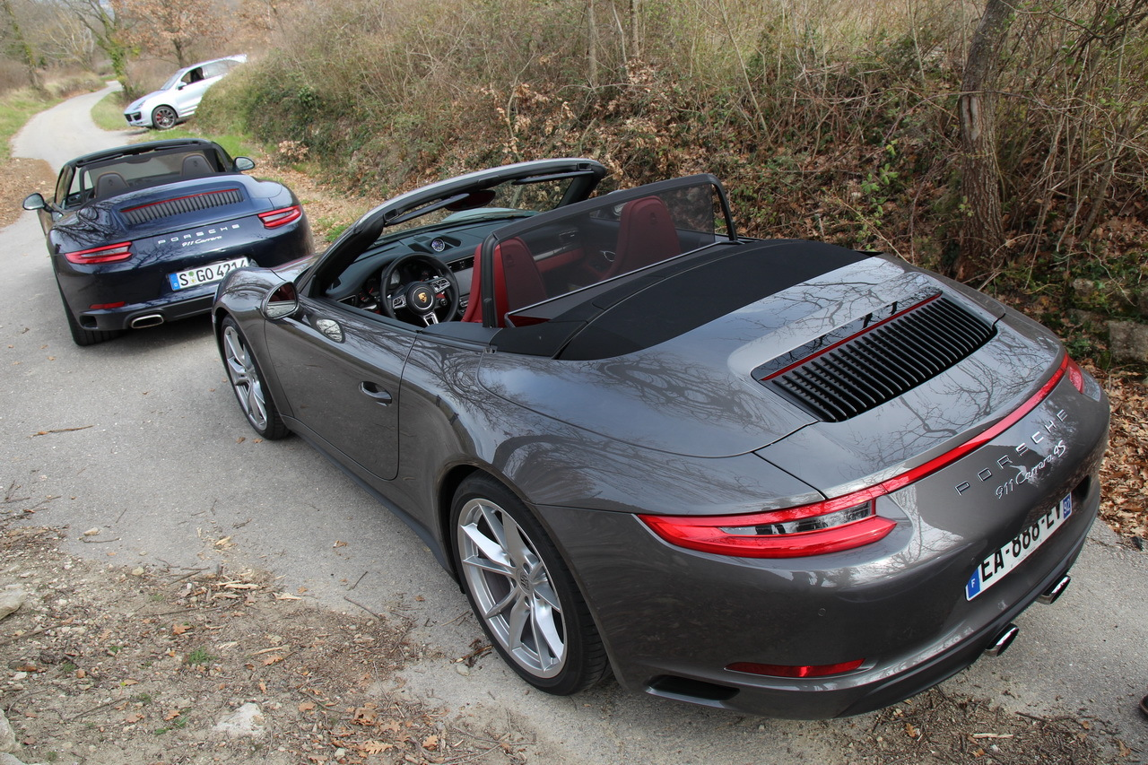 porsche 911 turbo cabriolet notre essai en images photo 29 l 39 argus. Black Bedroom Furniture Sets. Home Design Ideas