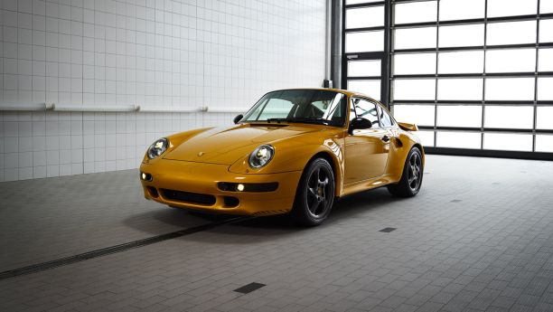 porsche 911 project gold une 993 turbo s neuve mais non homologu e l 39 argus. Black Bedroom Furniture Sets. Home Design Ideas