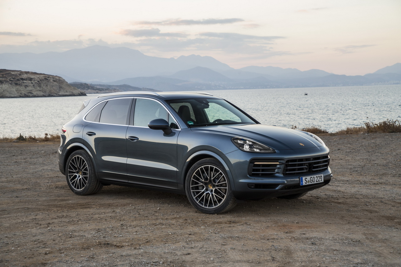 essai porsche cayenne 2018 notre avis sur le cayenne s photo 16 l 39 argus. Black Bedroom Furniture Sets. Home Design Ideas