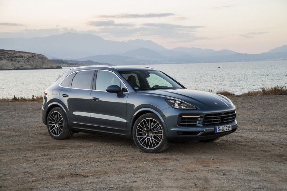 essai porsche cayenne 2018 notre avis sur le cayenne s. Black Bedroom Furniture Sets. Home Design Ideas