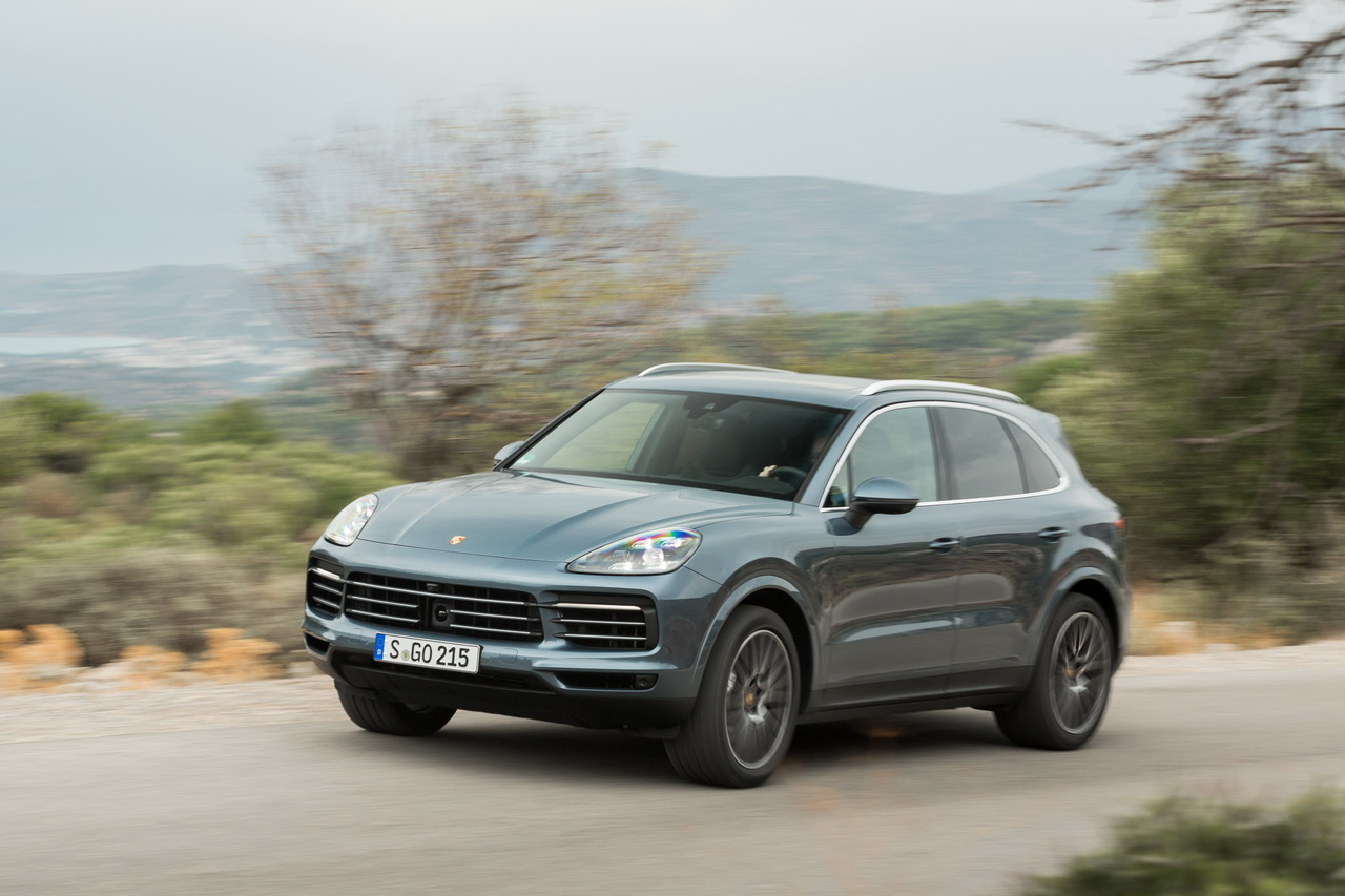 essai porsche cayenne 2018 notre avis sur le cayenne s photo 21 l 39 argus. Black Bedroom Furniture Sets. Home Design Ideas