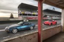 porsche 718 cayman vs porsche 968 photo statique