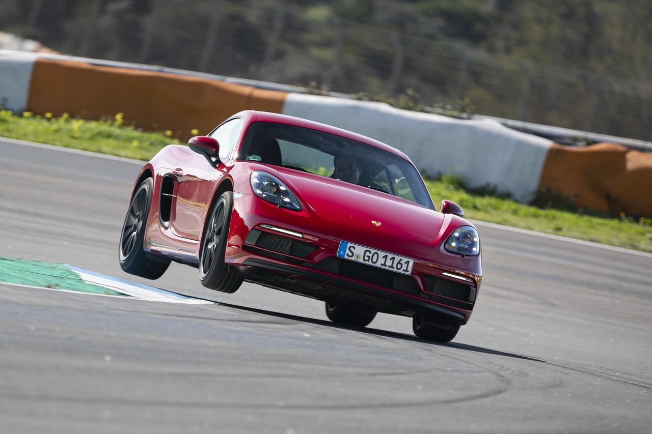 Essai Porsche 718 Cayman GTS Flat-6 : le sport dans la peau