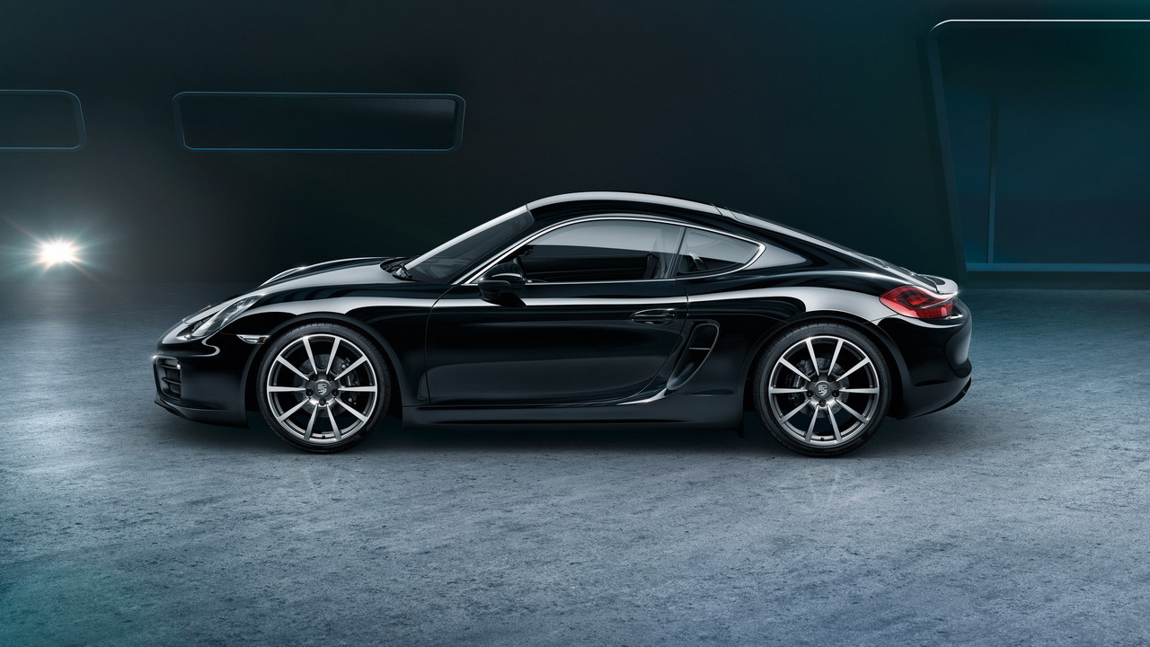 prix porsche cayman black edition 2015 6000 euros de cadeaux l 39 argus. Black Bedroom Furniture Sets. Home Design Ideas