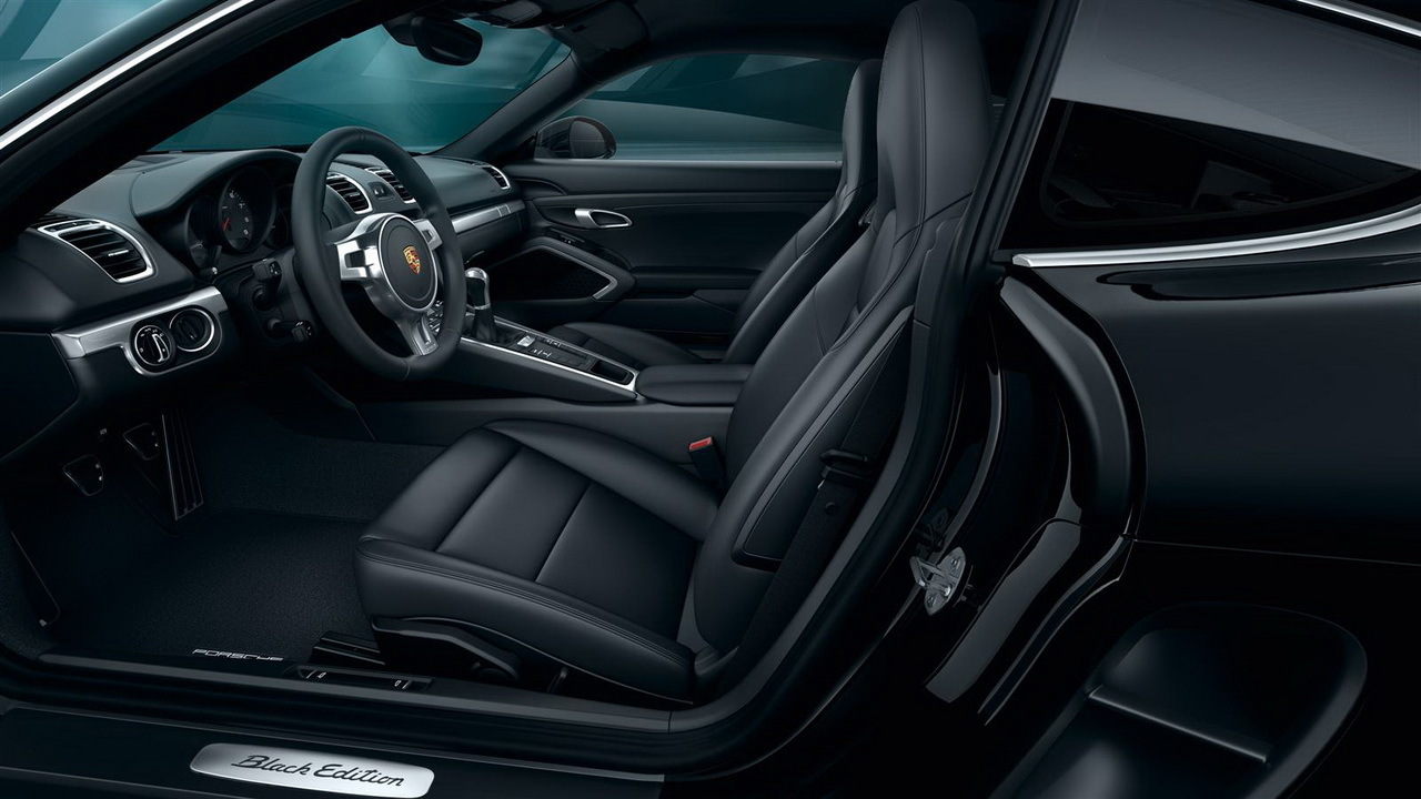 prix porsche cayman black edition 2015 6000 euros de cadeaux photo 7 l 39 argus. Black Bedroom Furniture Sets. Home Design Ideas