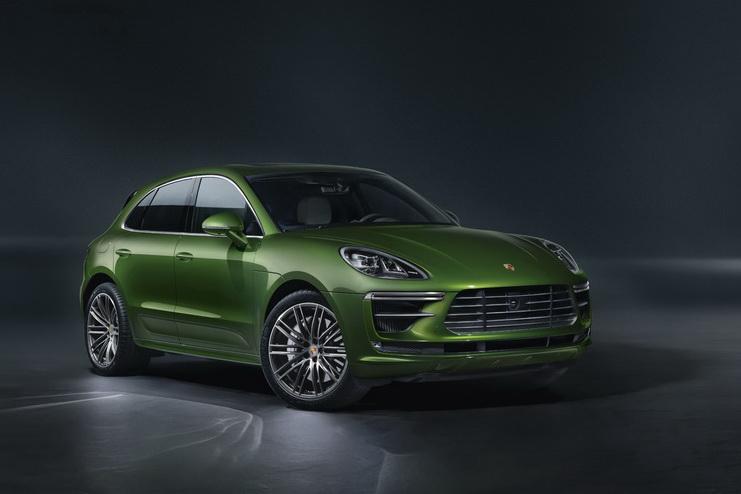 Porsche Macan Turbo (2019) : prix, infos et photos officiels