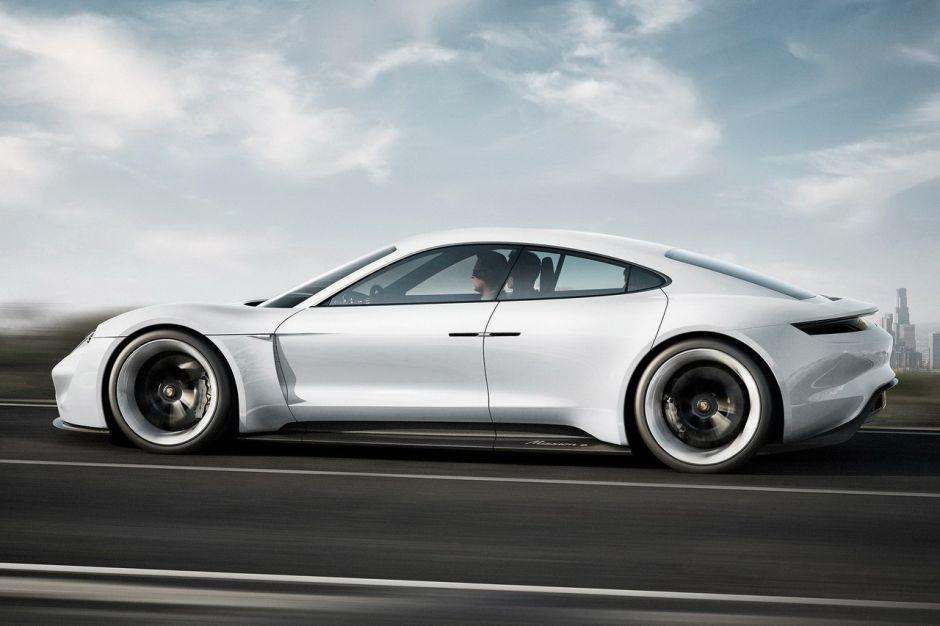 Porsche Taycan Cross Turismo & Coupé Porsche-misison-e-concept-2_1