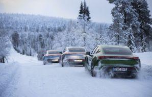 Essai autonomie sous la neige