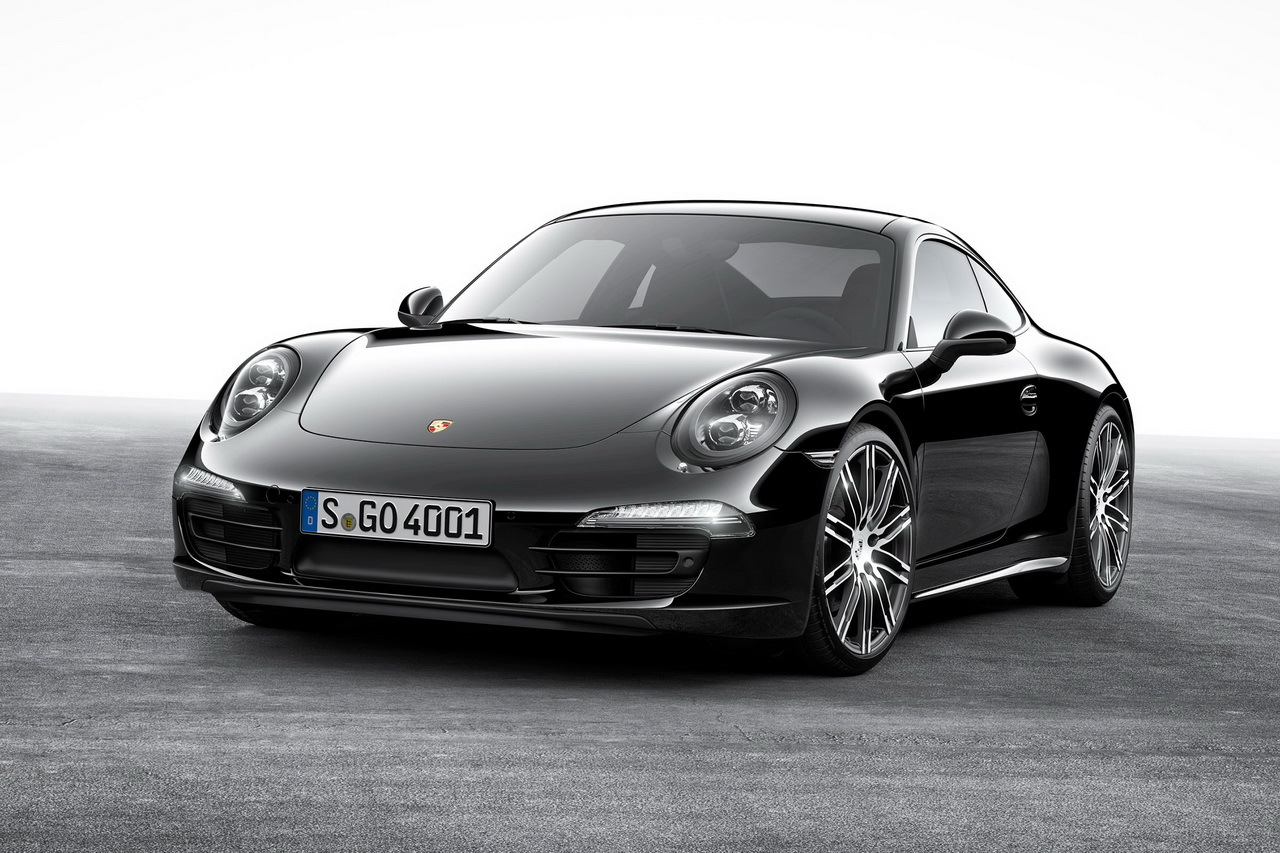 prix porsche 911 les tarifs de la s rie limit e black edition l 39 argus. Black Bedroom Furniture Sets. Home Design Ideas