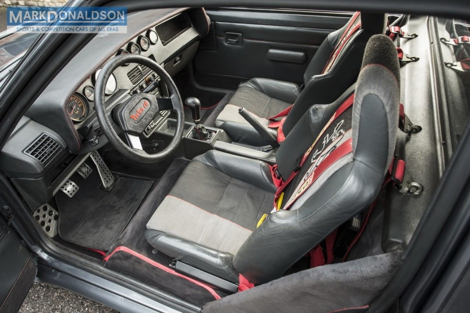 une peugeot 205 turbo 16 de route sur le march photo 6 l 39 argus. Black Bedroom Furniture Sets. Home Design Ideas