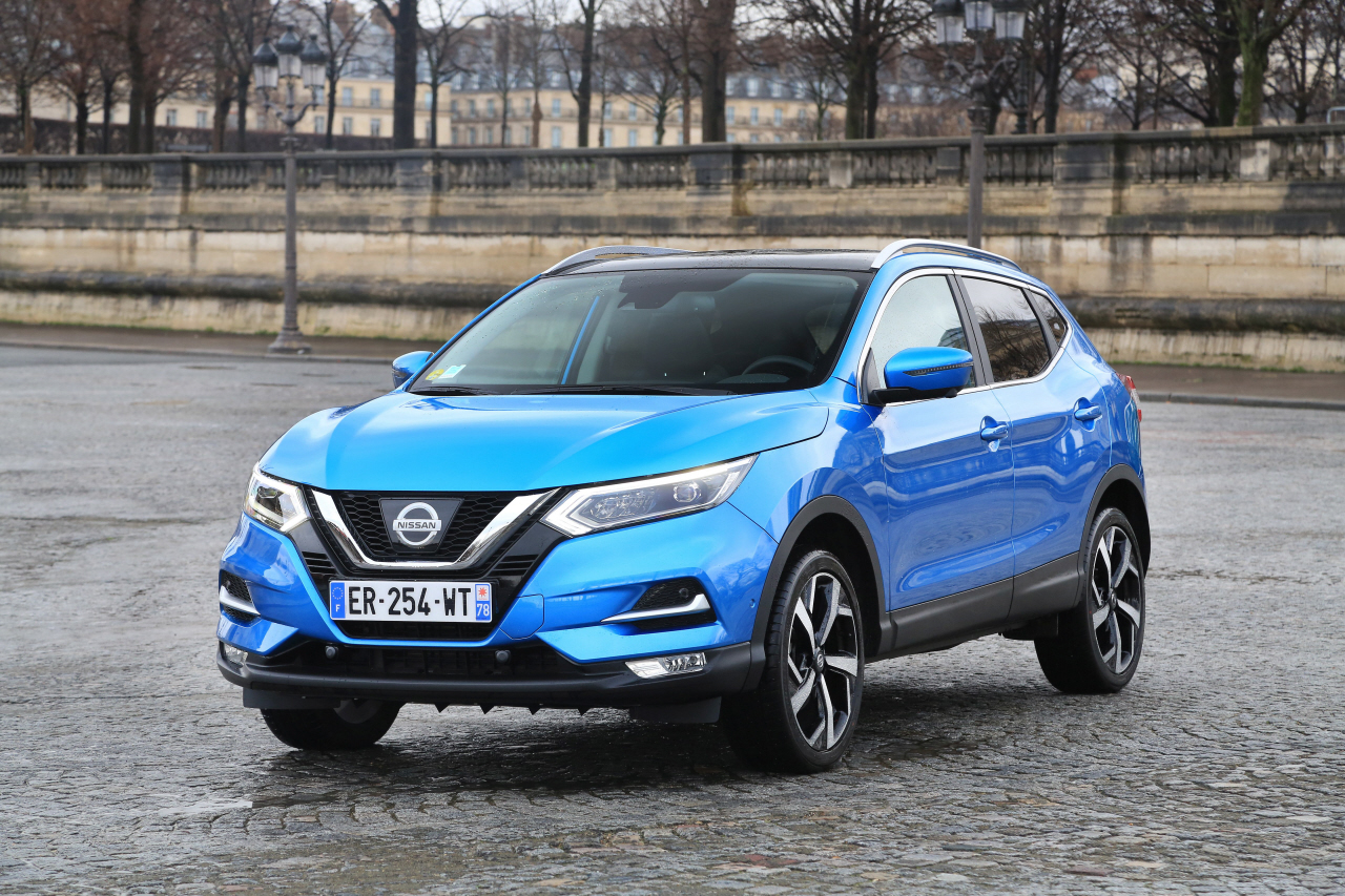 prix nissan qashqai nouveau moteur diesel dci 115 photo 1 l 39 argus. Black Bedroom Furniture Sets. Home Design Ideas