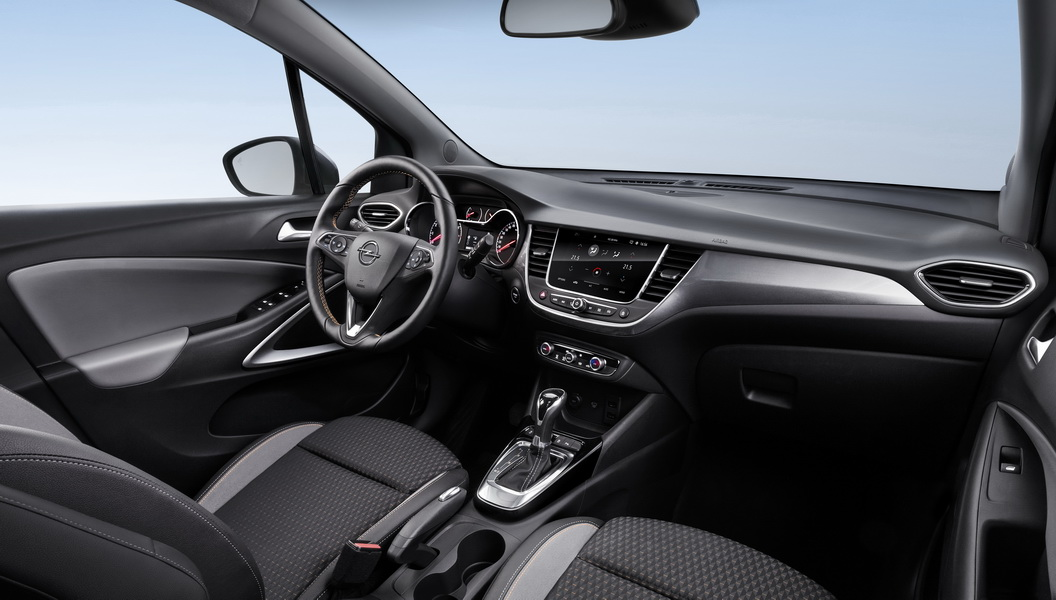 Prix Opel Crossland X Tous Les Tarifs Et Les Equipements
