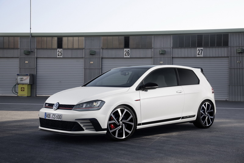 volkswagen golf gti clubsport des prix partir de 37. Black Bedroom Furniture Sets. Home Design Ideas