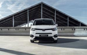 Toyota Proace City électrique