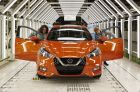 Production Nissan Micra