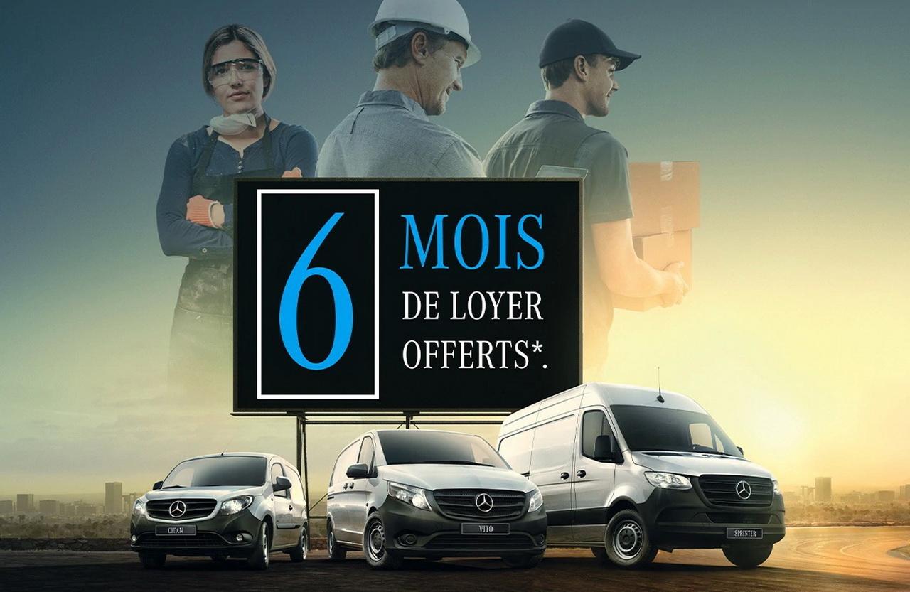 Utilitaires Citroën, Mercedes, Peugeot, Renault... les promos à saisir