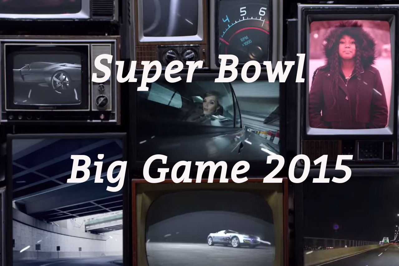 super bowl 2015 top des meilleures publicit s automobiles en vid os photo 1 l 39 argus. Black Bedroom Furniture Sets. Home Design Ideas