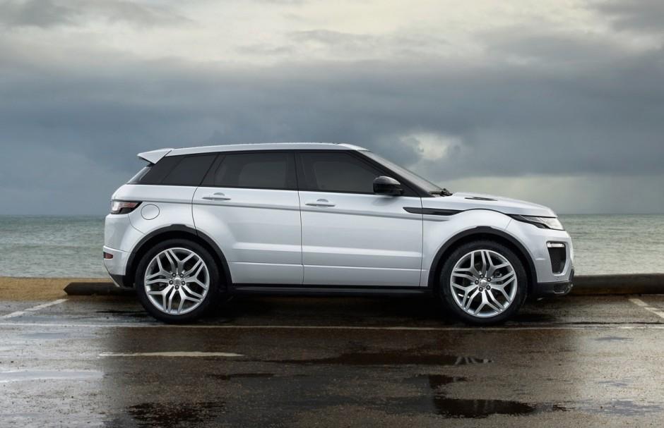 range rover evoque 2015 l ger restylage et nouveau moteur photo 3 l 39 argus. Black Bedroom Furniture Sets. Home Design Ideas