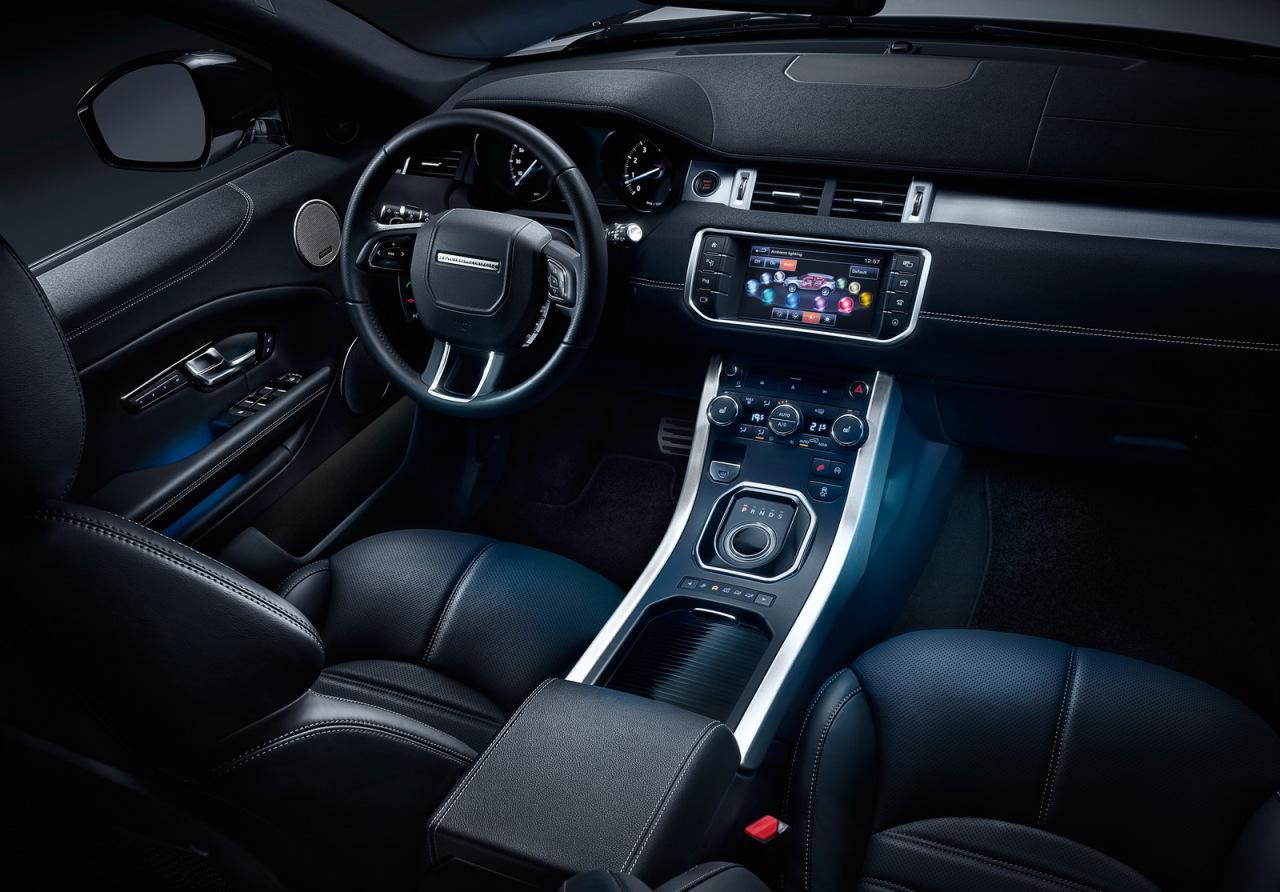 Range Rover Evoque (2015) : léger restylage et nouveau ...