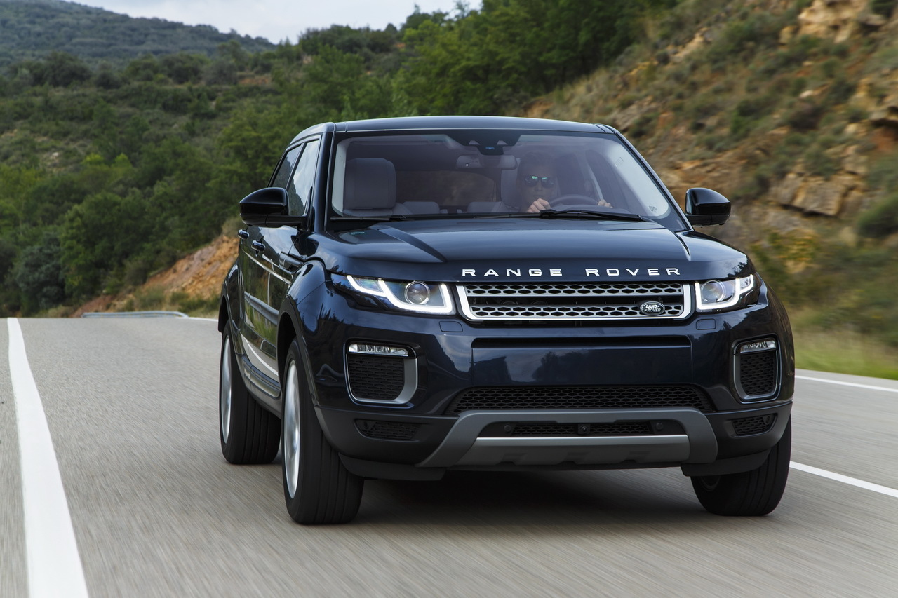 essai land rover evoque ed4 2015 test du petit range rover restyl photo 2 l 39 argus. Black Bedroom Furniture Sets. Home Design Ideas