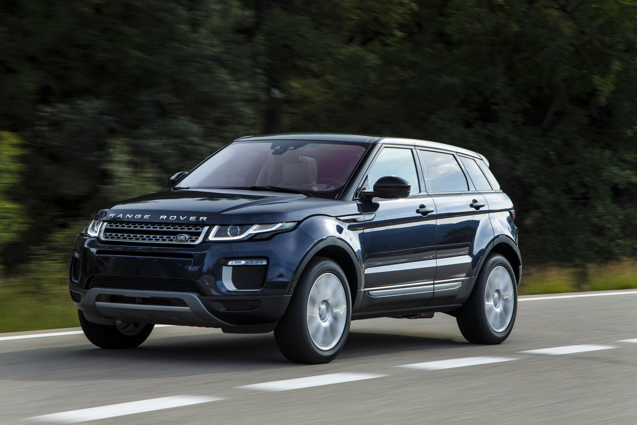 essai land rover evoque ed4 2015 test du petit range. Black Bedroom Furniture Sets. Home Design Ideas