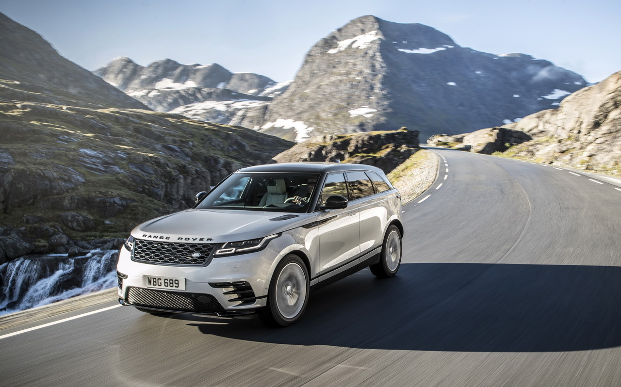 essai range rover velar le suv sublim land rover auto evasion forum auto. Black Bedroom Furniture Sets. Home Design Ideas