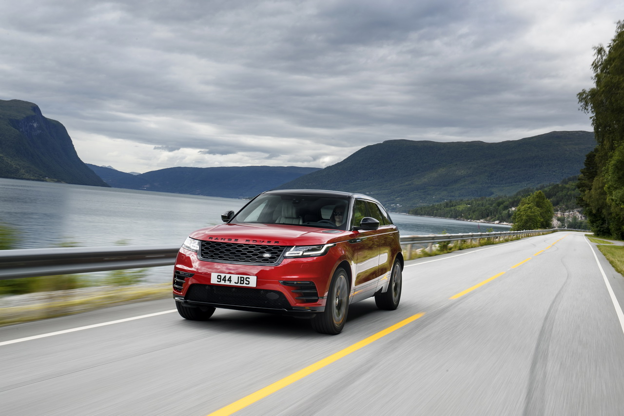 essai range rover velar notre avis sur le diesel 240 ch photo 4 l 39 argus. Black Bedroom Furniture Sets. Home Design Ideas